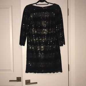 Ali Ro shift dress, size small - only worn 2x. OBO